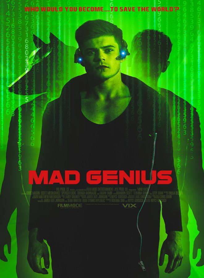 MadGenius Poster LrgWeb - Mad Genius (Movie Review)