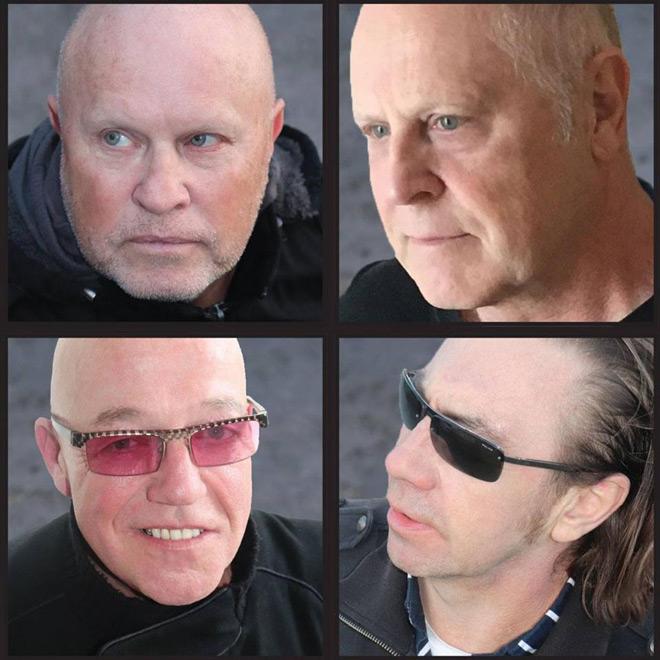 a flock promo - A Flock of Seagulls - Ascension (Album Review)