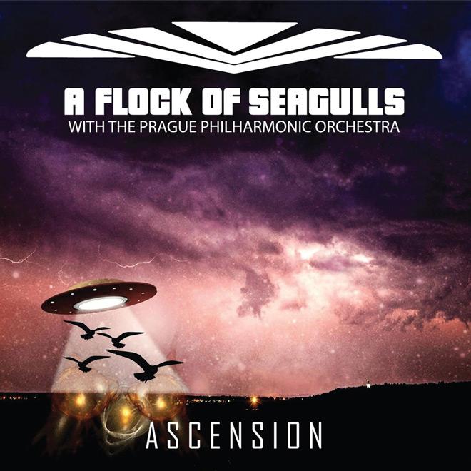 a flock - A Flock of Seagulls - Ascension (Album Review)