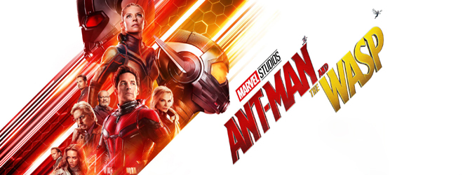 ant man slide - Ant-Man and the Wasp (Movie Review)