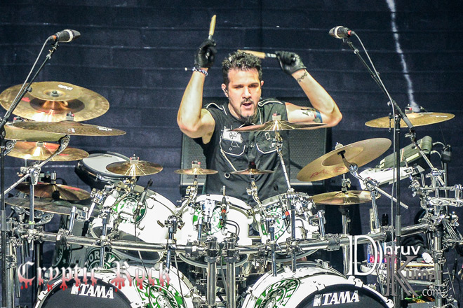 anthrax 20 - Interview - Charlie Benante of Anthrax