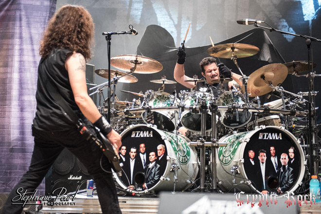 anthrax nikonjonesbeach 091615 21 - Interview - Charlie Benante of Anthrax