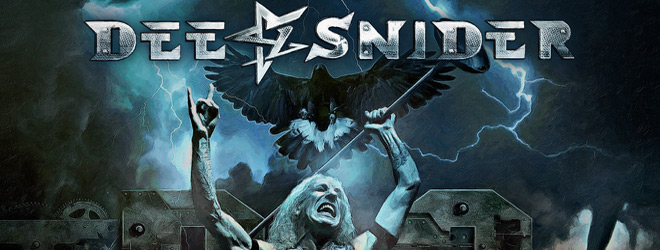 dee snider slide - Dee Snider - For The Love Of Metal (Album Review)