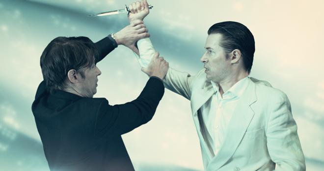 knife fight - Interview - Edoardo Ballerini