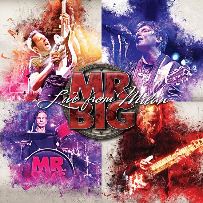 mr big live - Interview - Eric Martin of Mr. Big