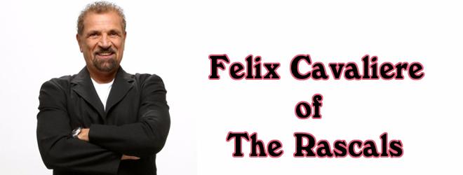 rascals slide - Interview - Felix Cavaliere of The Rascals