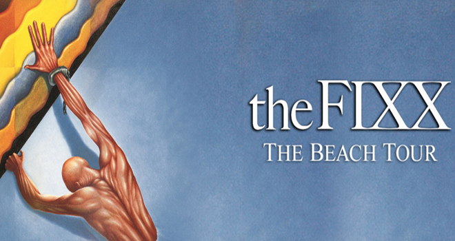 the beach tour  - Interview - Cy Curnin of The Fixx