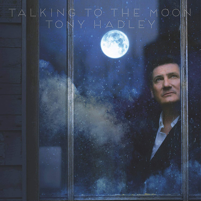 tony hadley album cover - Tony Hadley - Talking to the Moon (Album Review)