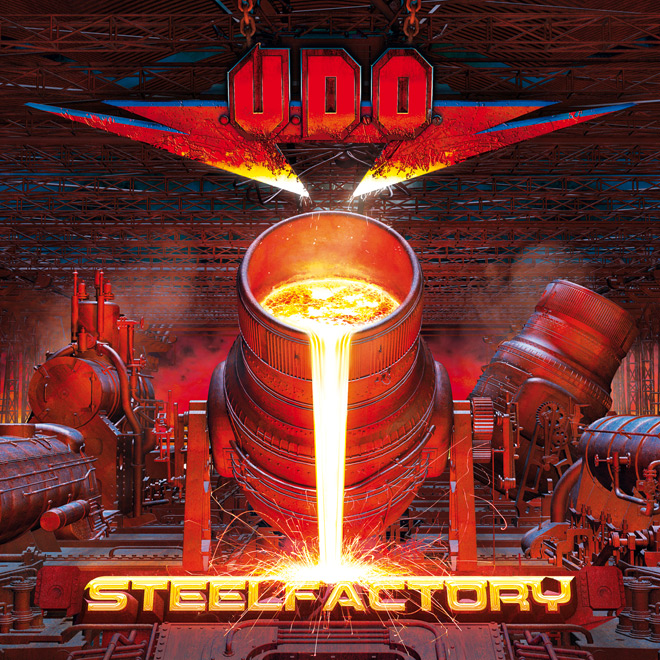 622794 - U.D.O. - Steelfactory (Album Review)