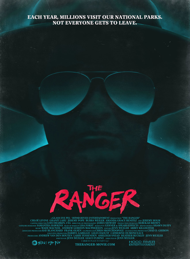 THE RANGEr poster - The Ranger (Movie Review)