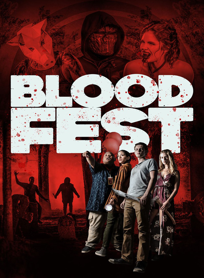 blood fest 1000x1480 - Blood Fest (Movie Review)