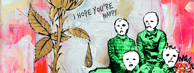 blue october slide - Blue October - I Hope You're Happy (Album Review)