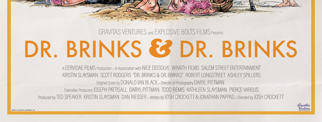 dr brinks slide - Dr. Brinks & Dr. Brinks (Movie Review)