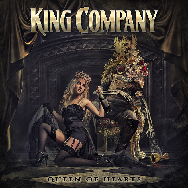 king company - King Company - Queen of Hearts (Album Review)