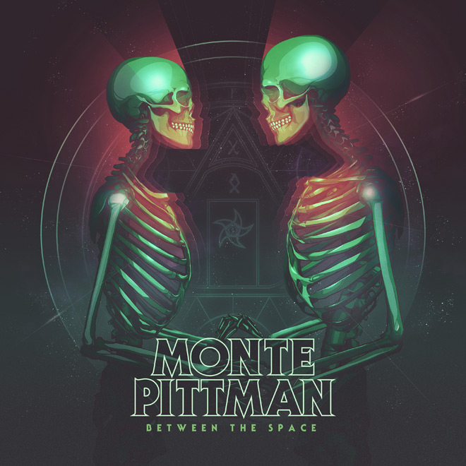 monte 1 - Monte Pittman - Between The Space & Better Or Worse (Album Review)