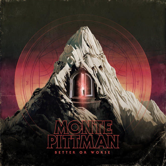 monte 2 - Monte Pittman - Between The Space & Better Or Worse (Album Review)