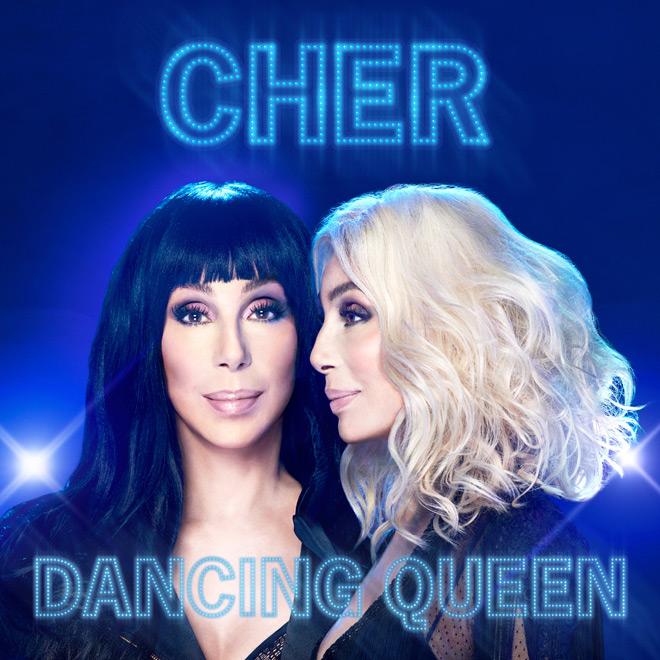 Dancing Queen Album Cover jpeg 1 - Cher - Dancing Queen (Album Review)