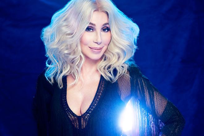 Press Photo PC  Machado Cicala - Cher - Dancing Queen (Album Review)