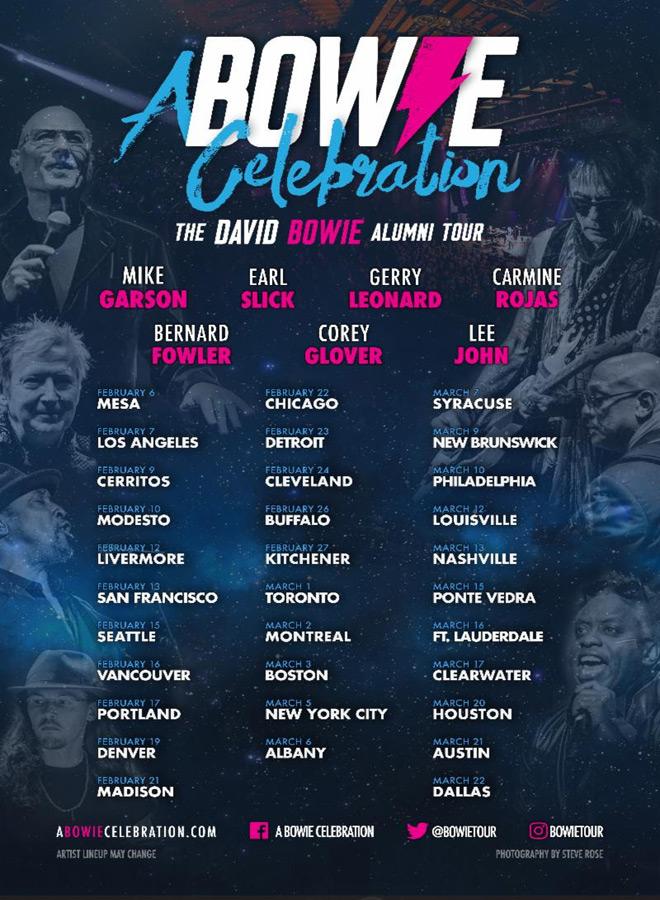bowie celebration poste - Interview - Mike Garson Talks David Bowie, Music, + More