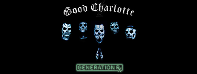 good charlotte slide - Good Charlotte - Generation Rx (Album Review)