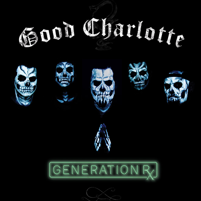 good charlotte - Good Charlotte - Generation Rx (Album Review)