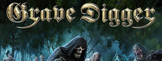 grave digger slide - Grave Digger - The Living Dead (Album Review)