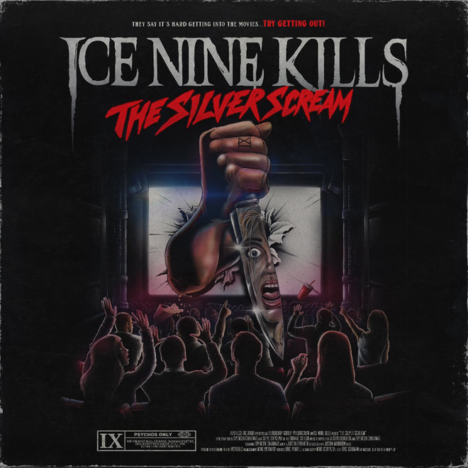 ice 2018 - Ice Nine Kills - The Silver Scream (Album Review)