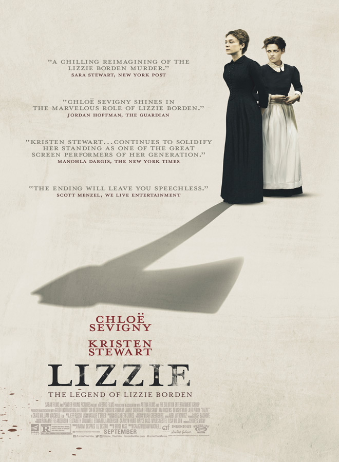 lizzie poster - Interview - Craig William Macneill