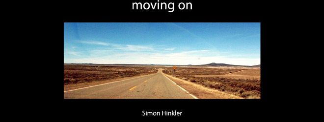 simon slide - Simon Hinkler - Moving On (EP Review)