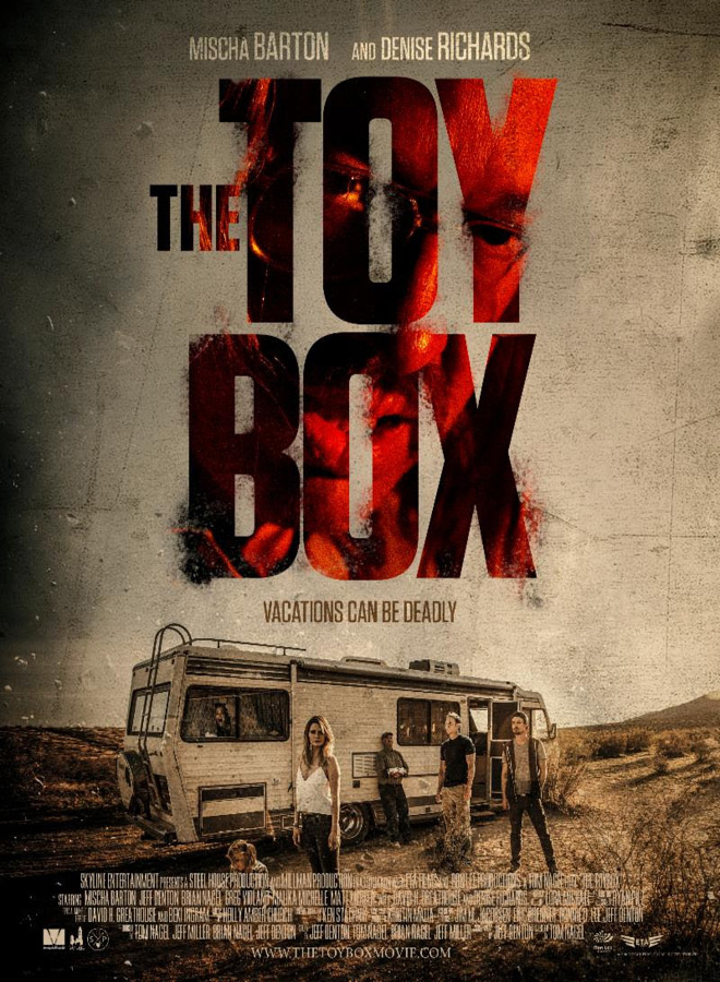 the toybox poster - The Toybox (Movie Review)