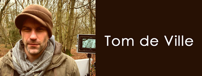 tom de ville interview slide  - Interview - Tom de Ville