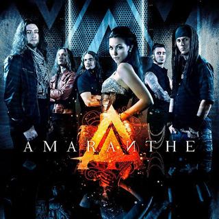 Amaranthe cover 1 - Interview - Elize Ryd of Amaranthe Talks Helix + More
