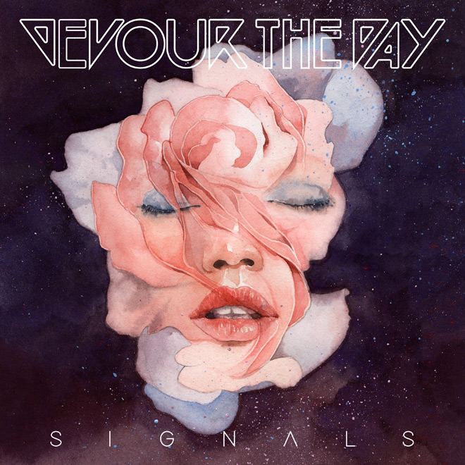 DTD Signals Cover - Devour the Day - Signals (Album Review)