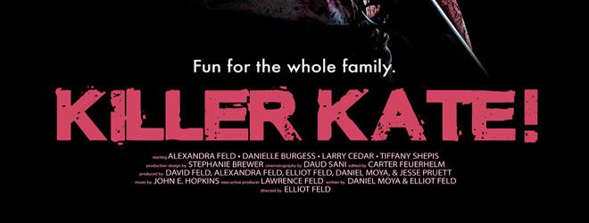 KillerKate slide - Killer Kate! (Movie Review)