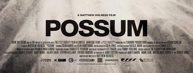 Possum slide - Possum (Movie Review)