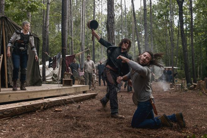 TWD 902 JLD 0521 0076 RT - The Walking Dead - The Bridge (Season 9/ Episode 2 Review)