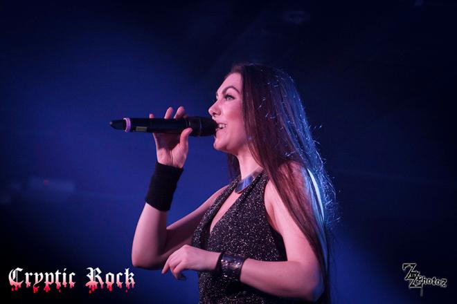 amaranthe websterhall 151104 23 1 - Interview - Elize Ryd of Amaranthe Talks Helix + More