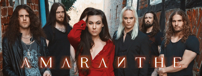 amarnthe slide 1 1 - Interview - Elize Ryd of Amaranthe Talks Helix + More