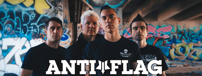 anti flag slide - Interview - Pat Thetic of Anti-Flag