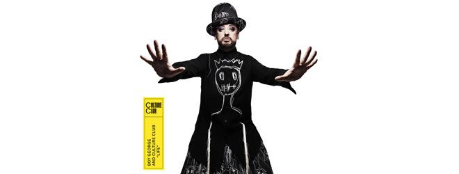 culture club 2018 slide - Boy George & Culture Club - Life (Album Review)