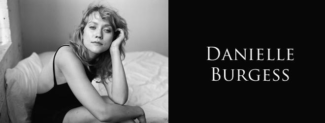 danielle interview slide - Interview - Danielle Burgess