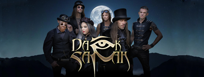 dark sarah slide  - Interview - Heidi Parviainen of Dark Sarah