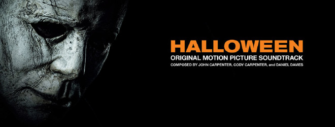 halloween 2018 soundtrack slide - Halloween: Original Motion Picture Soundtrack (Album Review)