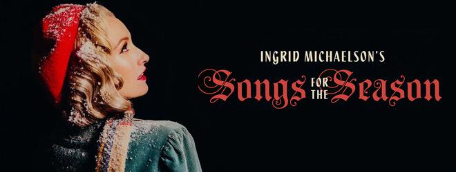 ingrid slide - Ingrid Michaelson - Songs For The Season (Album Review)