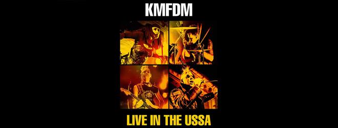 kmfdm slide - KMFDM - Live In The USSA (Live Album Review)