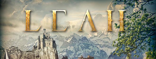 leah slide - LEAH - The Quest (Album Review)