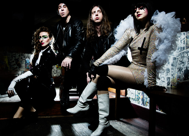 mother feather 2 - Mother Feather - Constellation Baby (Album Review)