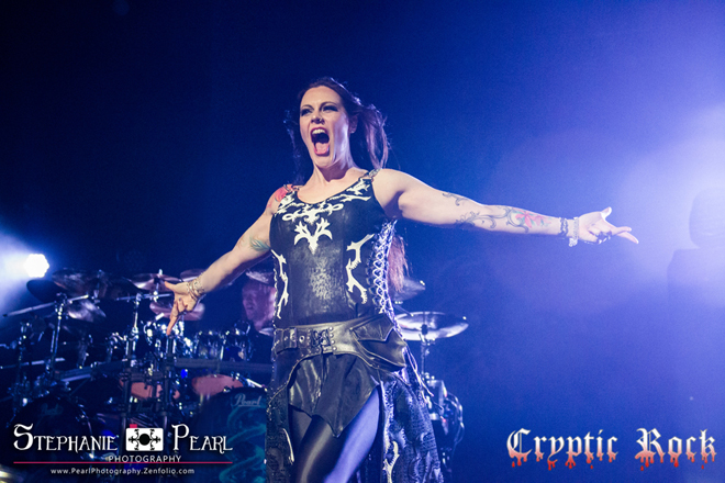 nightwish hammersteinballroom 040915 07 - Interview - Floor Jansen Talks Northward, Nightwish, + More