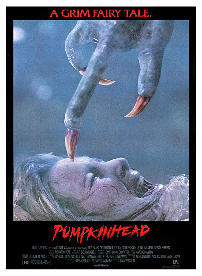 pumpkinhead poster - Pumpkinhead - 30 Years Of Demonic Revenge