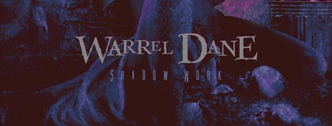 shadow work slide - Warrel Dane - Shadow Work (Album Review)